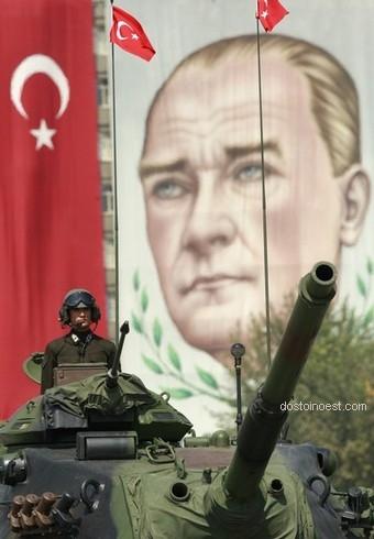 Турски военен парад
